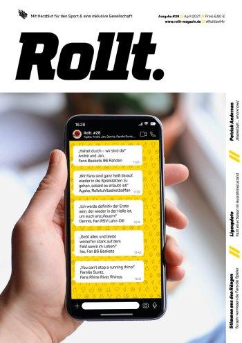 Rollt. Magazin – Ausgabe 28