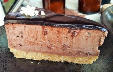 Chocolate Cheese cake- RM12