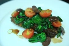 Chargrilled British Sirloin Steak