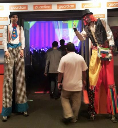 Giant Clowns