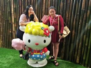 Me & Xin Yee - HKGA