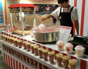 Popcorn & Candy Booth - HKGA