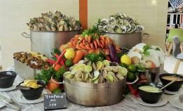 Seafood on Ice - Four Point Sheraton