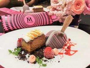 Dessert - Magnum Black & PInk