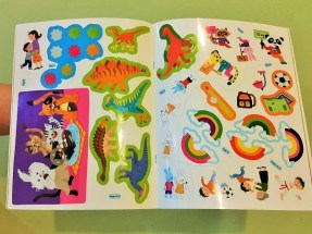 Sticker Book - Scholastic