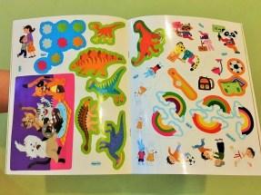 Sticker Book - Scholastic