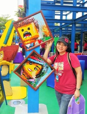 Self Portrait - The LEGO® Movie™ 4D A New Adventure