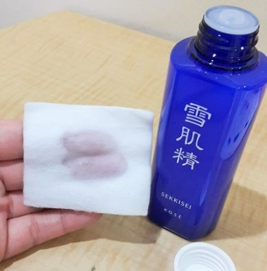 Kose Sekkisei Lotion Cotton