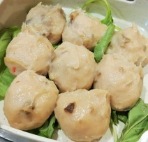 ushroom Chicken Ball - Restaurant Wong Dynasty