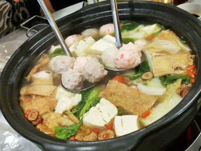 Steamboat - Restaurant Wong Dynasty
