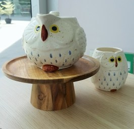 New Chapter by The Owls Cafe