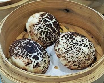 Special Mushroom Oat Bun
