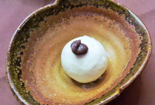 Sesame Ice Cream - RM7