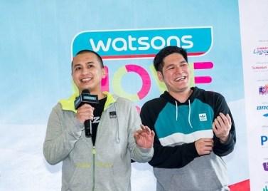 Hitz FM radio announcers Ean and Arnold