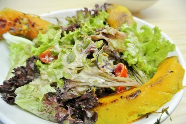 Roasted Pumpkin Salad – RM14