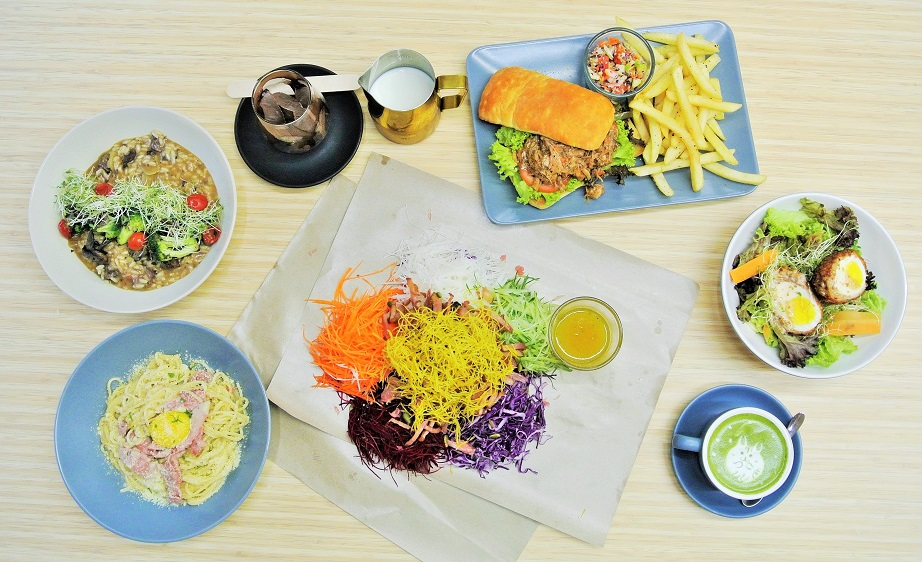 Awakening Cafe By Iggo Dishes Scandinavian Fusion Delights