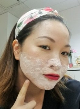 Mamonde Flower Facial Mask