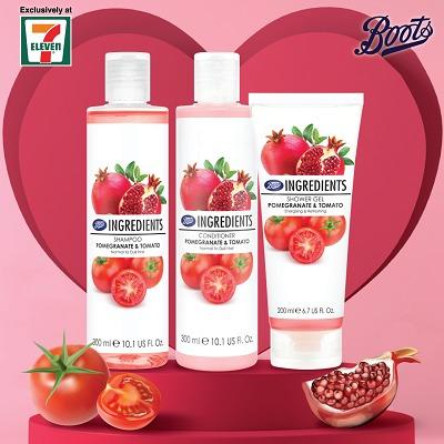 Pomegranate & Tomato