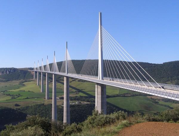 Millau Viaduct, Millau France