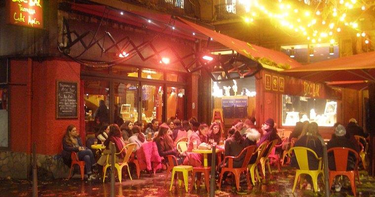 Our favorite spot: Le Broc'Bar