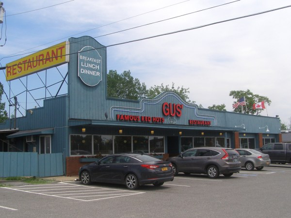 Gus' Red Hots Restaurant