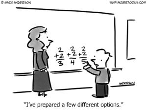 Teaching Cartoon