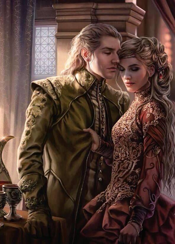 ¿Cómo introducir el romance en los juegos de rol?