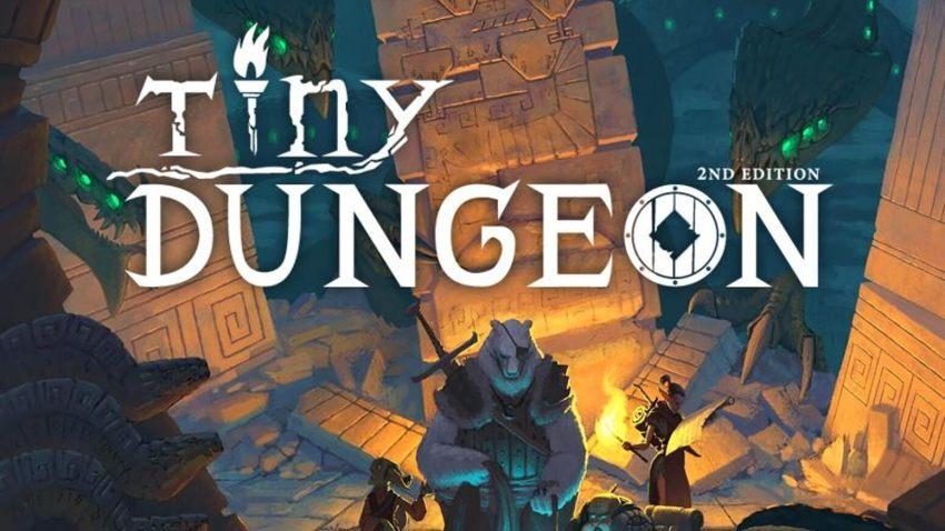 Reseñamos la segunda edición de Tiny Dungeon