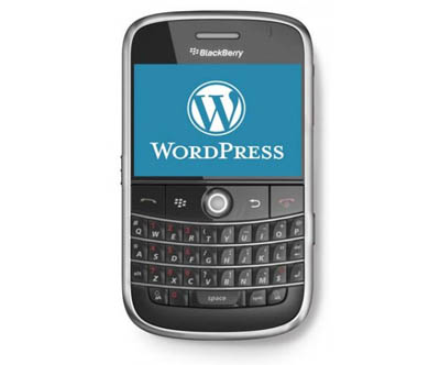 wordpress-blackberry
