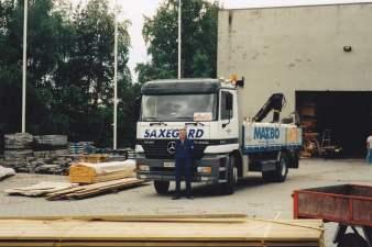 Saxegård, 1998.