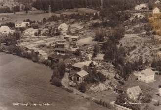 Saxegård sag og høvleri, 1957