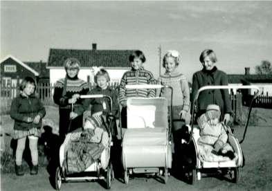 Trillepiker Saksegårdsfjellet 1957:58