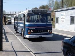 """Dette er slik mange husker """"Blåbussen"""" på Rolvsøy"""