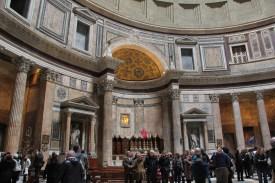 Altar im Pantheon