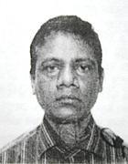 Anwar Hosseini,  il bengalese  defunto