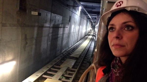 """Roma chiude i rubinetti e l'assessora Meleo pensa al """"decoro"""" della metro"""