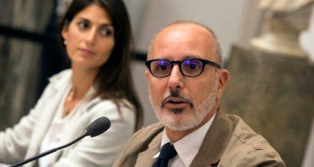 Luca Montuori assessore all'urbanistica Roma