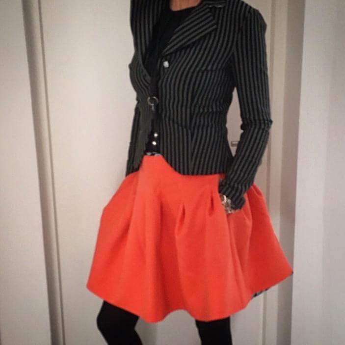 Skirt Tender Madder
