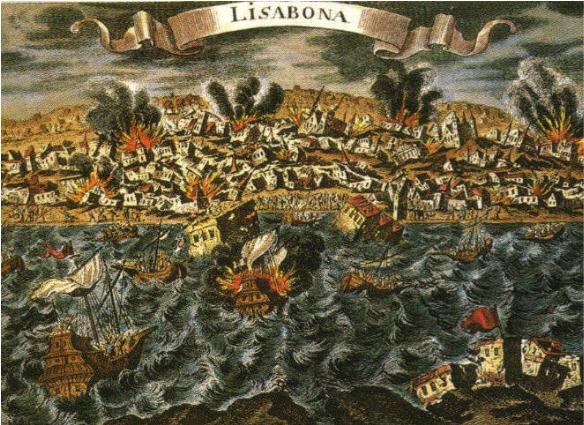 Erdbeben Lissabon
