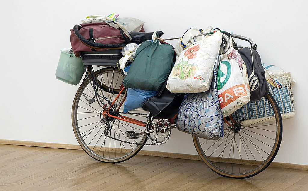 Andreas Slominski Fahrrad