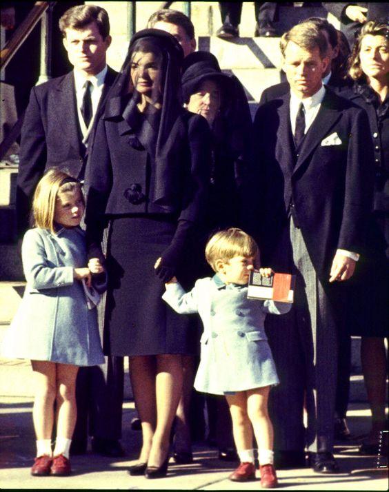 Beerdigung JFK