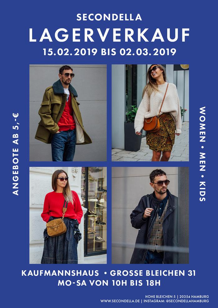 Secondella-Lagerverkauf-2019-Plakat-A2