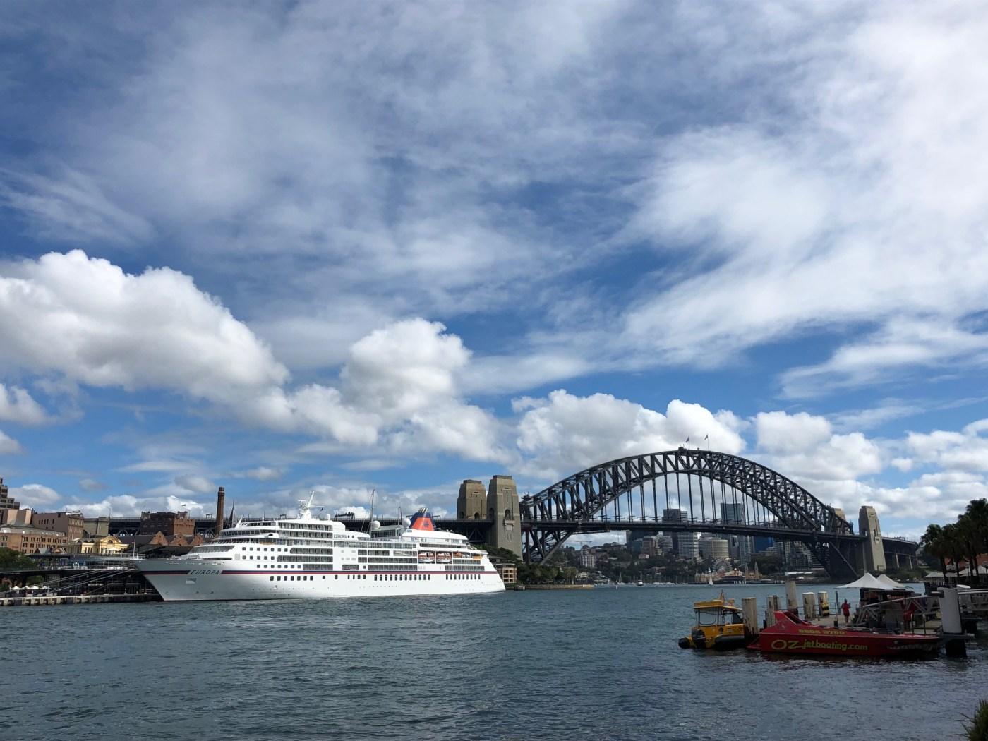MS Europa Sydney