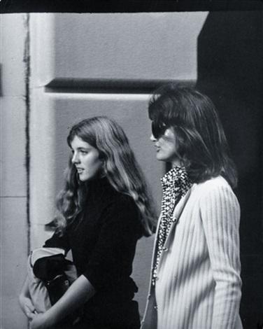 Jackie und Caroline Kennedy