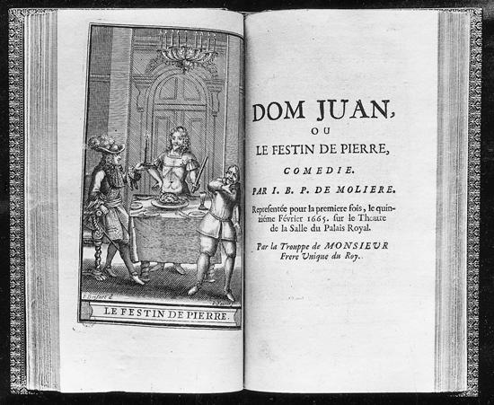 Moliere Don Juan