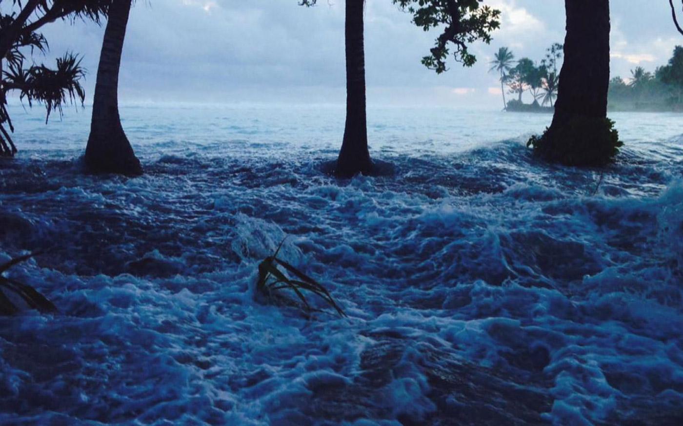 Marshall Island Flut