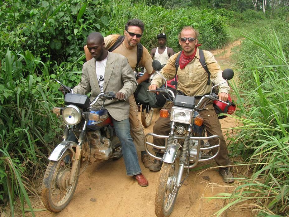 Expedition Kongo