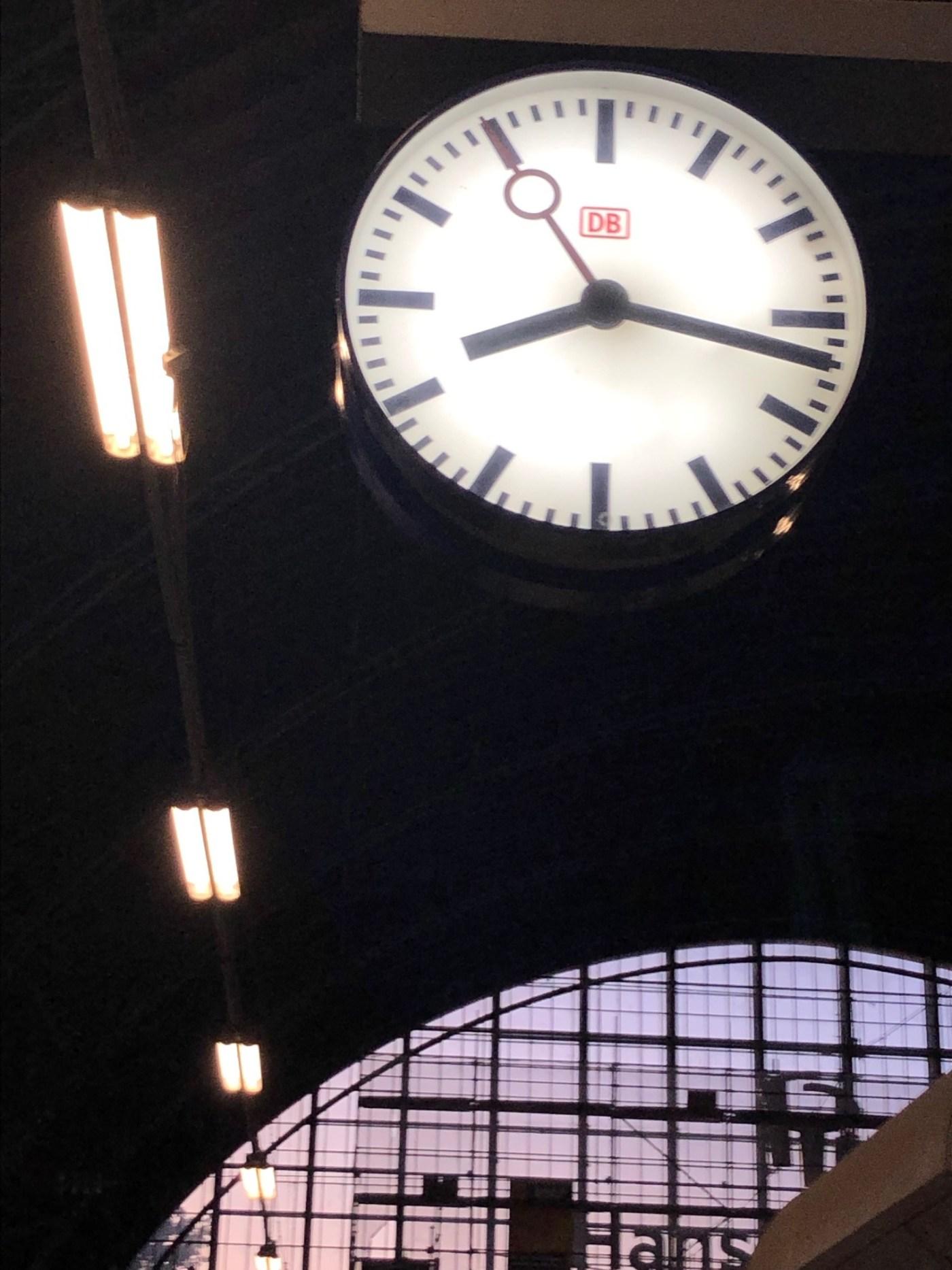 Zugreise München