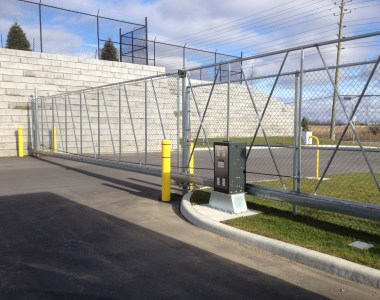Security Fence gallery