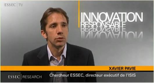 Xavier Pavie, ESSEC University